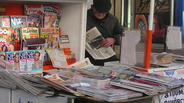 Comunicato stampa per giornali locali
